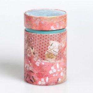 """Die Teedose """"Vintage"""" in der Farbe Rose begleitet Dich mit ihrem verspielten Design in Augenblicken voller Geborgenheit und Geschmack."""